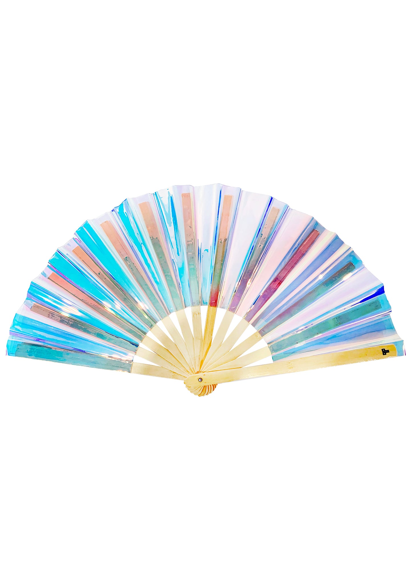 Iridescent Atlantis Fan