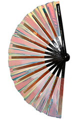 Daftboy X LASR Lucid Warrior Iridescent Fan