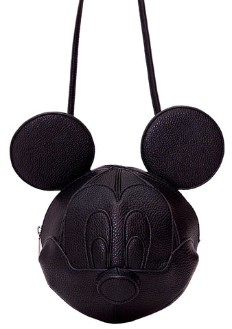 X Disney Mickey Mouse 3D Molded Crossbody Bag