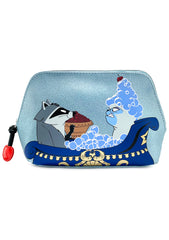 X Disney Pocahontas Meeko & Percy Cosmetic Bag