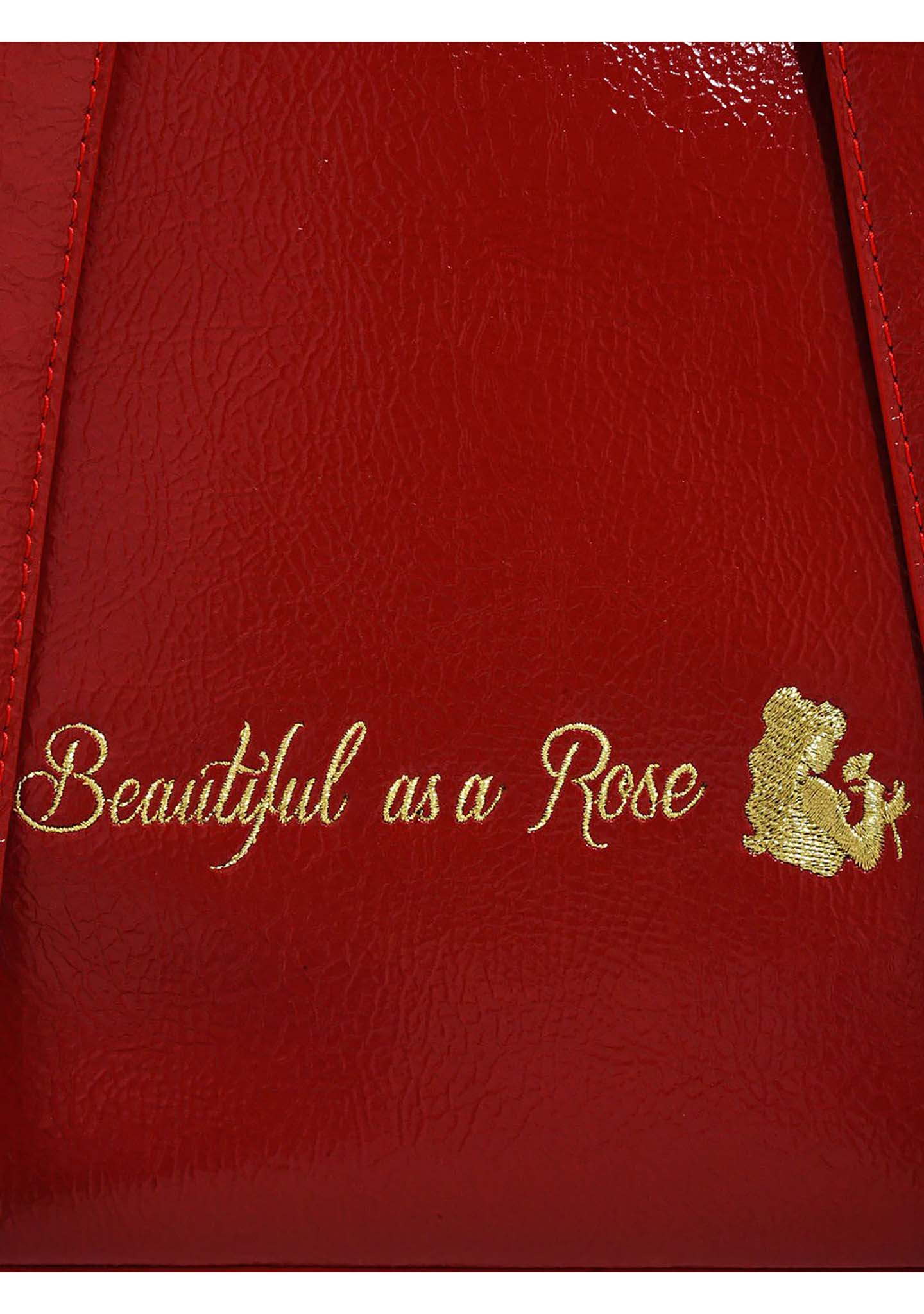 X Dinsey Beauty and the Beast Rose Backpack