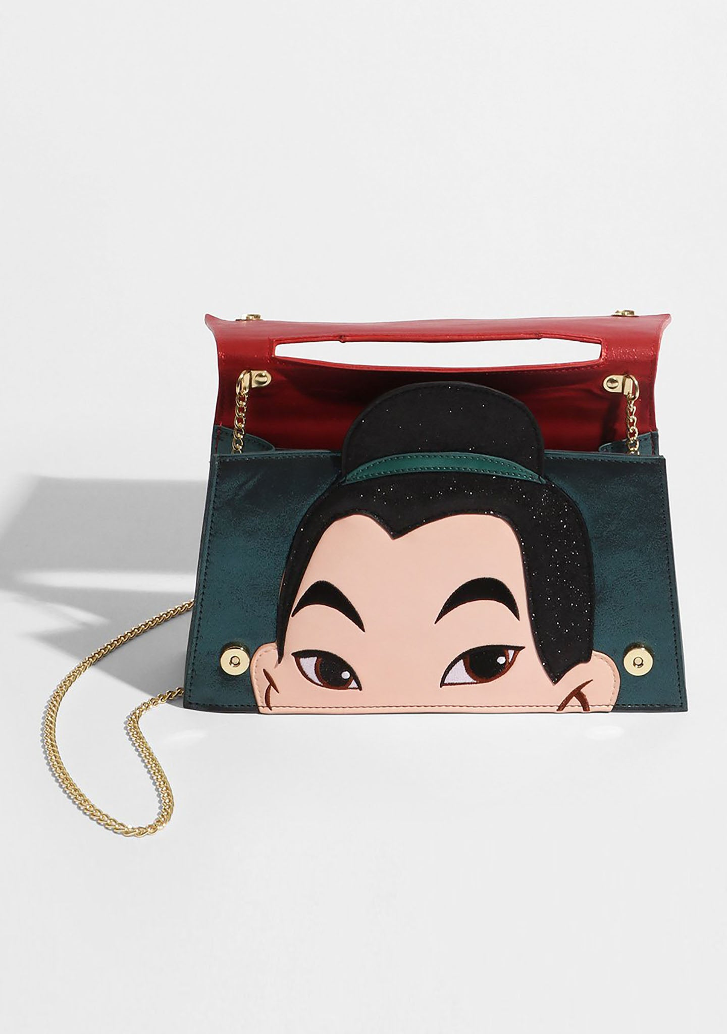 Danielle Nicole X Disney Mulan Crossbody Bag