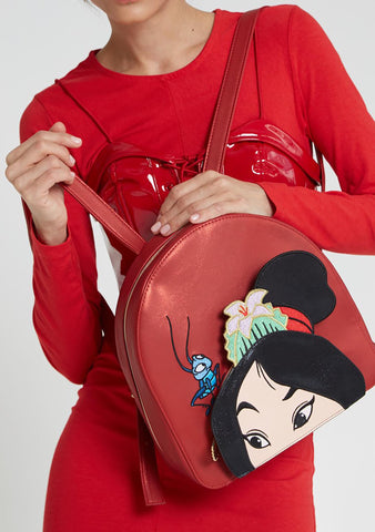 X Disney Mulan Backpack