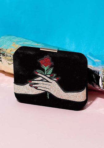 X Disney Sleeping Beauty Evening Clutch