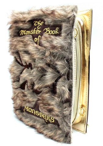 X Harry Potter Monster Book Crossbody Bag