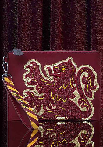 Danielle Nicole X Harry Potter Gryffindor House Pouch