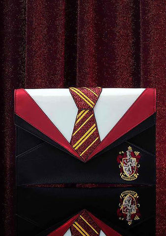 Danielle Nicole X Harry Potter Gryffindor Uniform Clutch