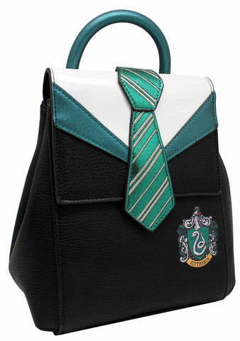X Harry Potter Slytherin Mini Backpack