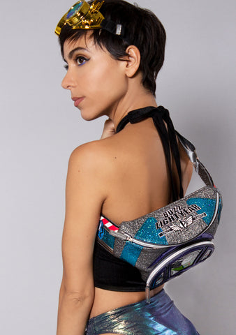 Danielle Nicole X Disney Pixar Buzz Lightyear Belt Bag