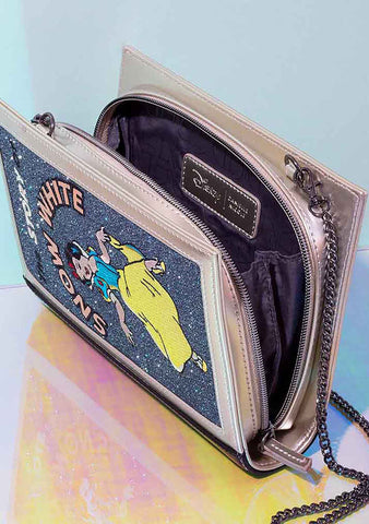 X Disney Snow White Book Clutch Bag