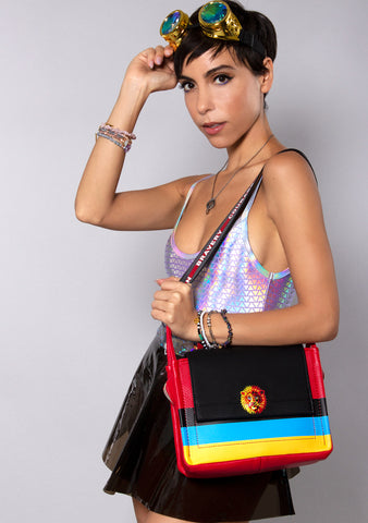 Danielle Nicole X Harry Potter Gryffindor Shoulder Bag