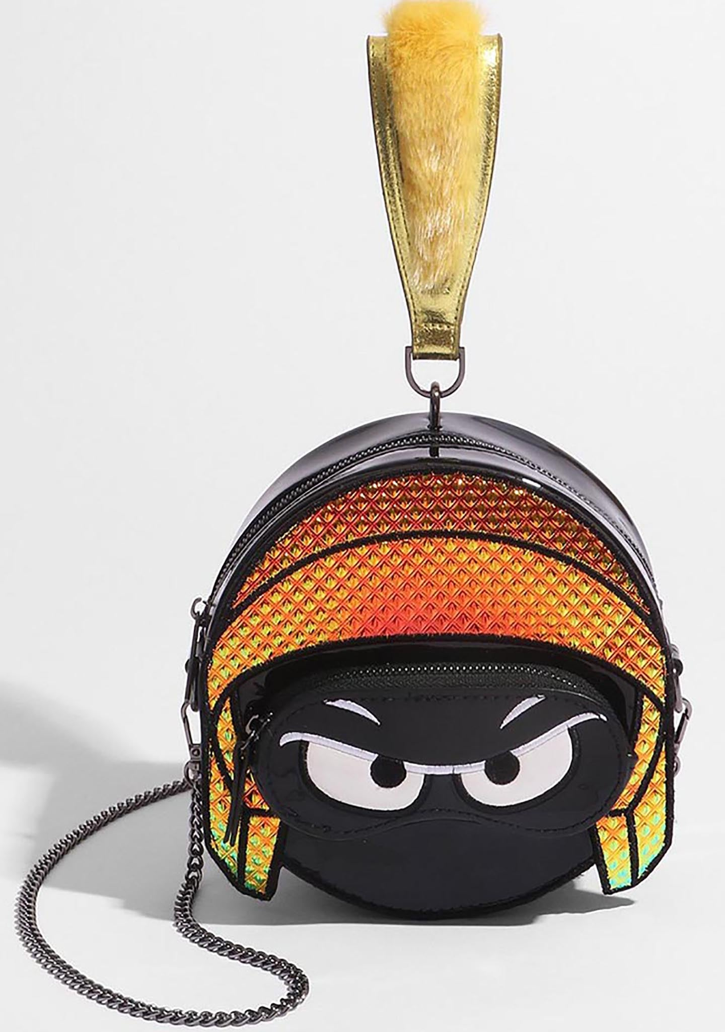 X Looney Tunes Marvin The Martian Crossbody Bag