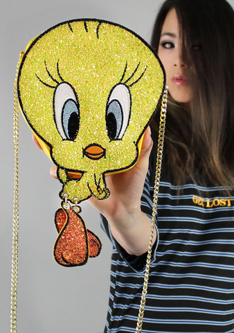 X Looney Tunes Tweety Bird Crossbody Bag