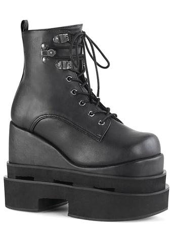 Eternal Darkness Platform Boots