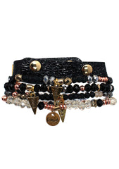 Charming Carnival Main Attraction Bracelet Stack
