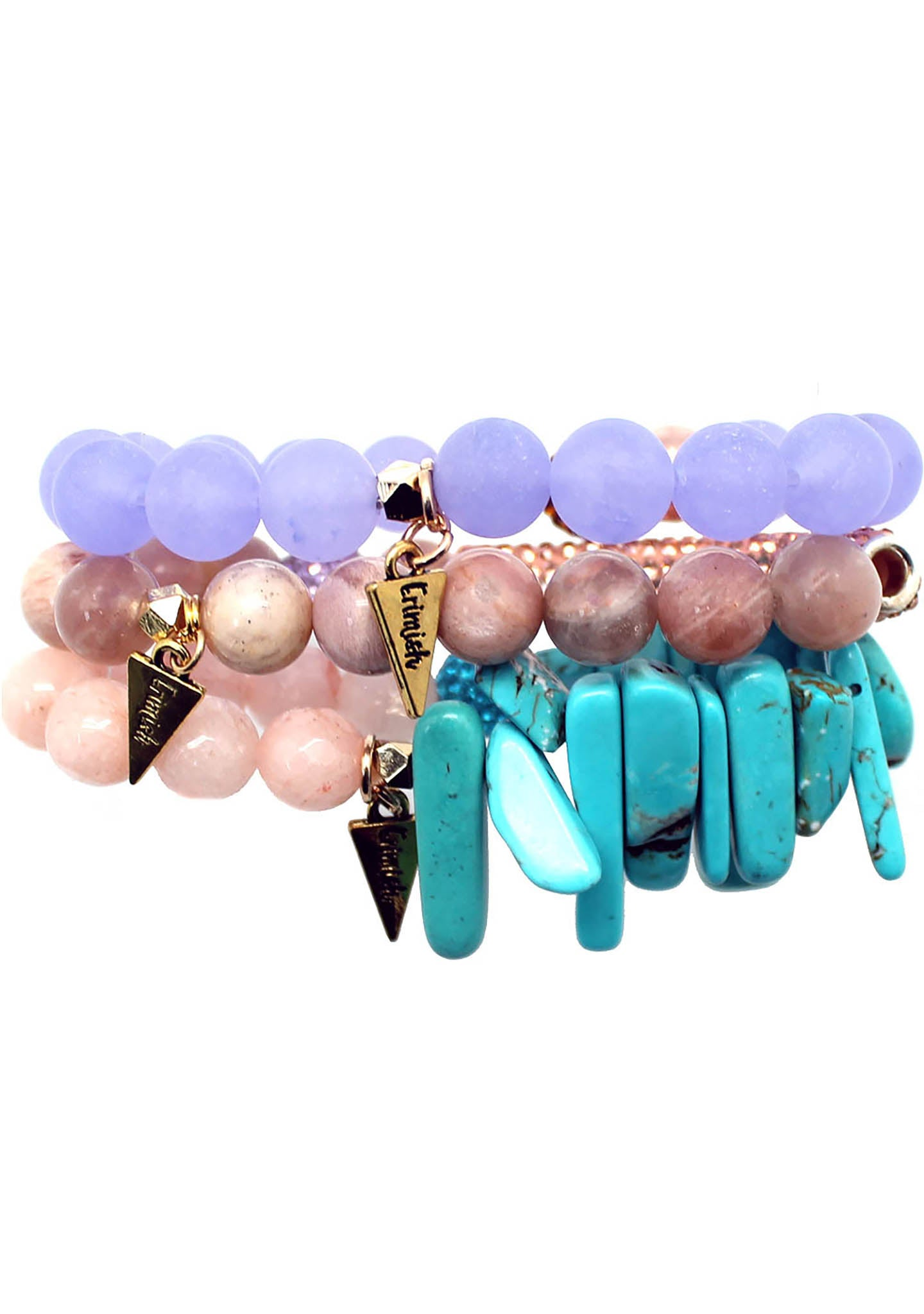 Erimish Travel to Me Barcelona Bracelet Stack