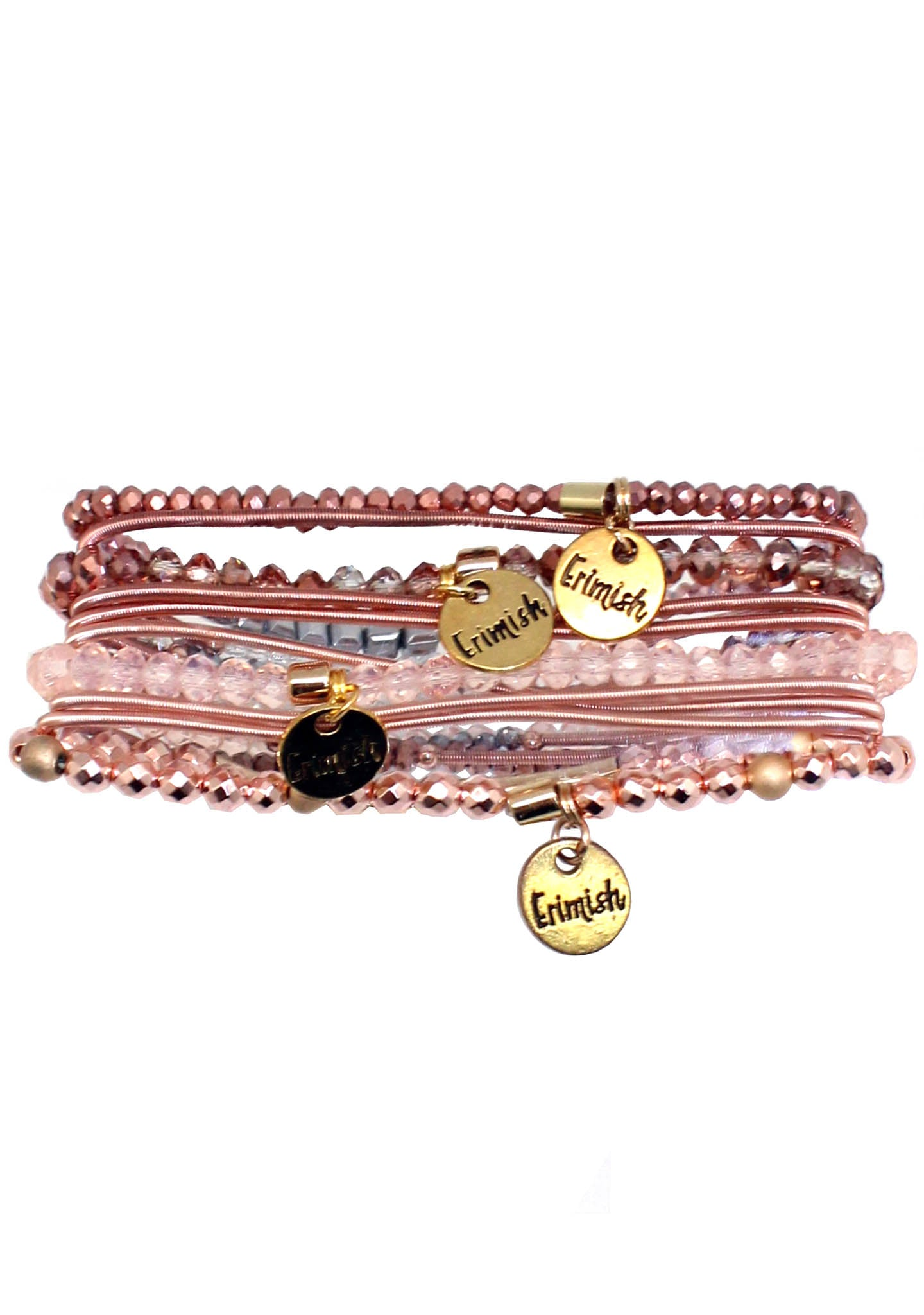 Glow Up Radiance Bracelet Stack