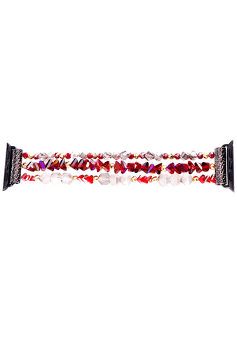 Erimish Jingle and Cranberry Tunes Bracelet