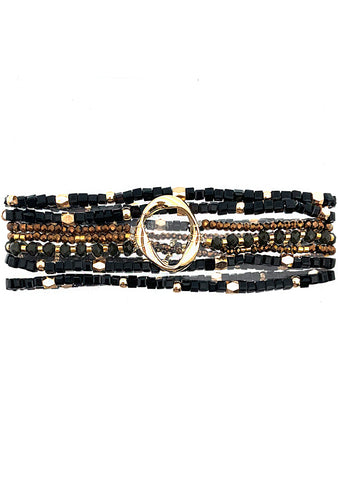 Into The Sky Desert Nights Stacked Bracelet
