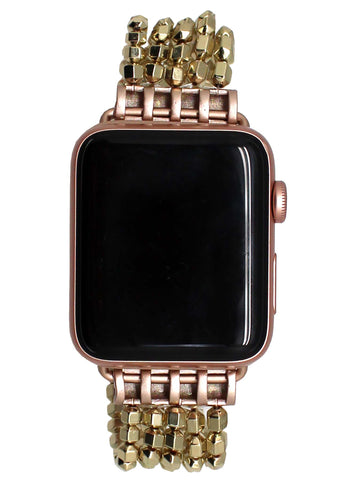 Shine On Apple Watch Bracelet Band in Gold