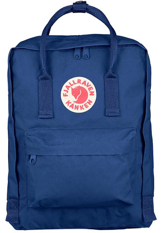Kanken Backpack in Deep Blue