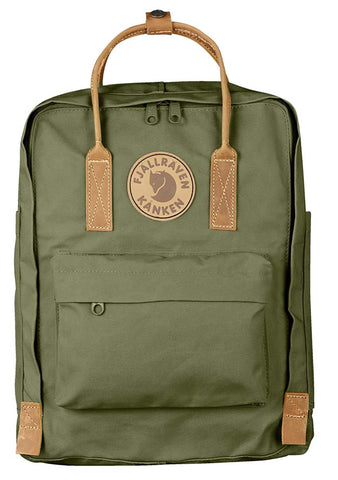 Kanken No. 2 Backpack in Green