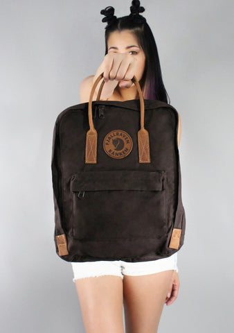 Kanken No. 2 Backpack in Hickory Brown
