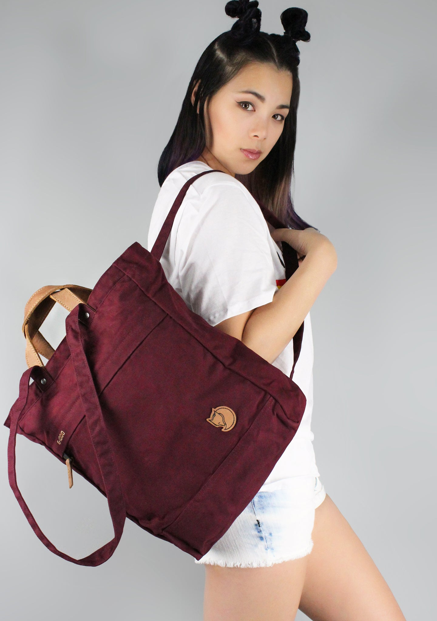 Totepack No. 1 in Dark Garnet