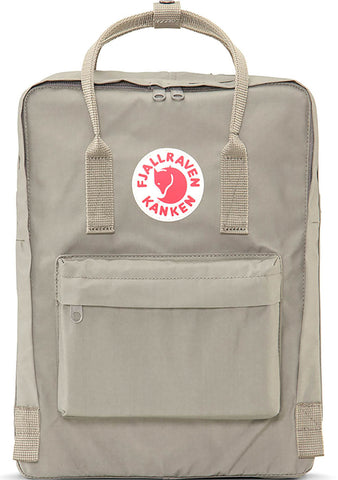 Fjallraven Kanken Backpack in Fog