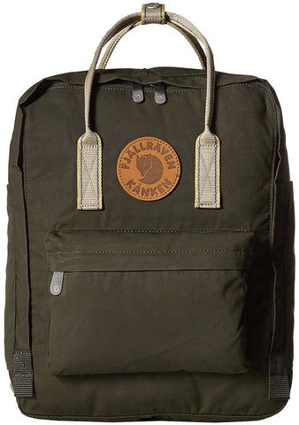 Fjallraven Kanken Greenland Backpack in Deep Forest
