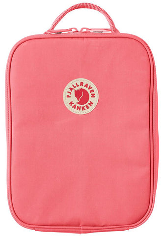Kanken Mini Cooler in Peach Pink