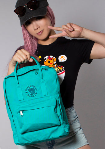 Re-Kanken Backpack in Emerald