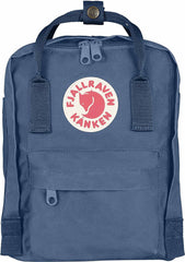 Fjallraven Kanken Mini Backpack in Blue Ridge