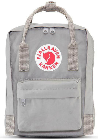 Kanken Mini Backpack in Fog