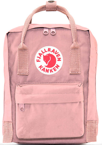 Fjallraven Kanken Mini Backpack in Pink