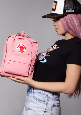 Kanken Mini Backpack in Pink
