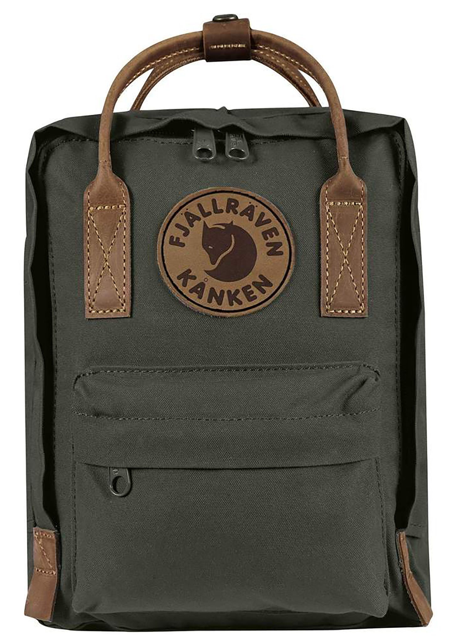 Kanken No. 2 Mini Backpack in Deep Forest