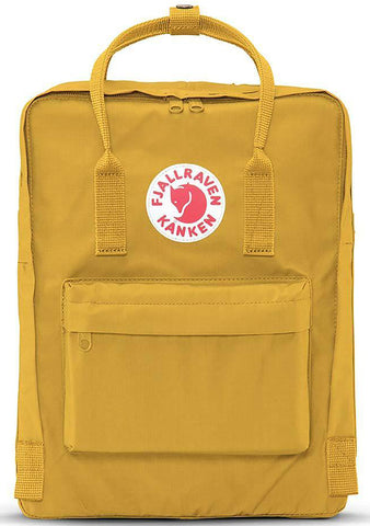 Kanken Backpack in Ochre