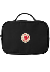 Fjallraven Kanken Toiletry Bag in Black