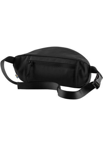 Ulvo Medium Hip Pack in Black