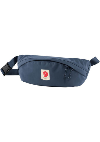 Fjallraven Ulvo Medium Hip Pack in Mountain Blue