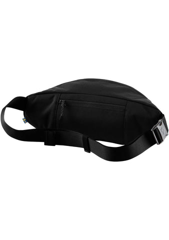 Ulvo Large Hip Pack in Black