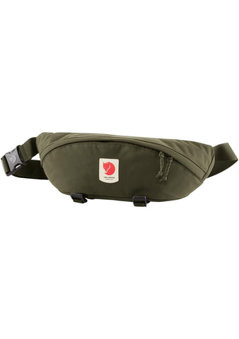 Fjallraven Ulvo Large Hip Pack in Green
