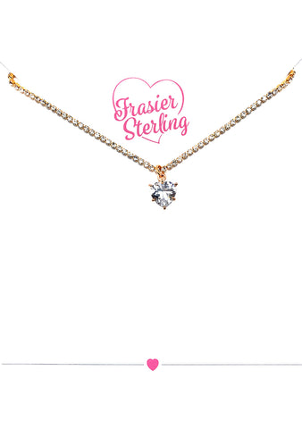 Frasier Sterling Cry Baby Choker