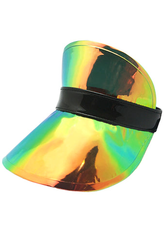 Midnight Sass retroElectric Visor