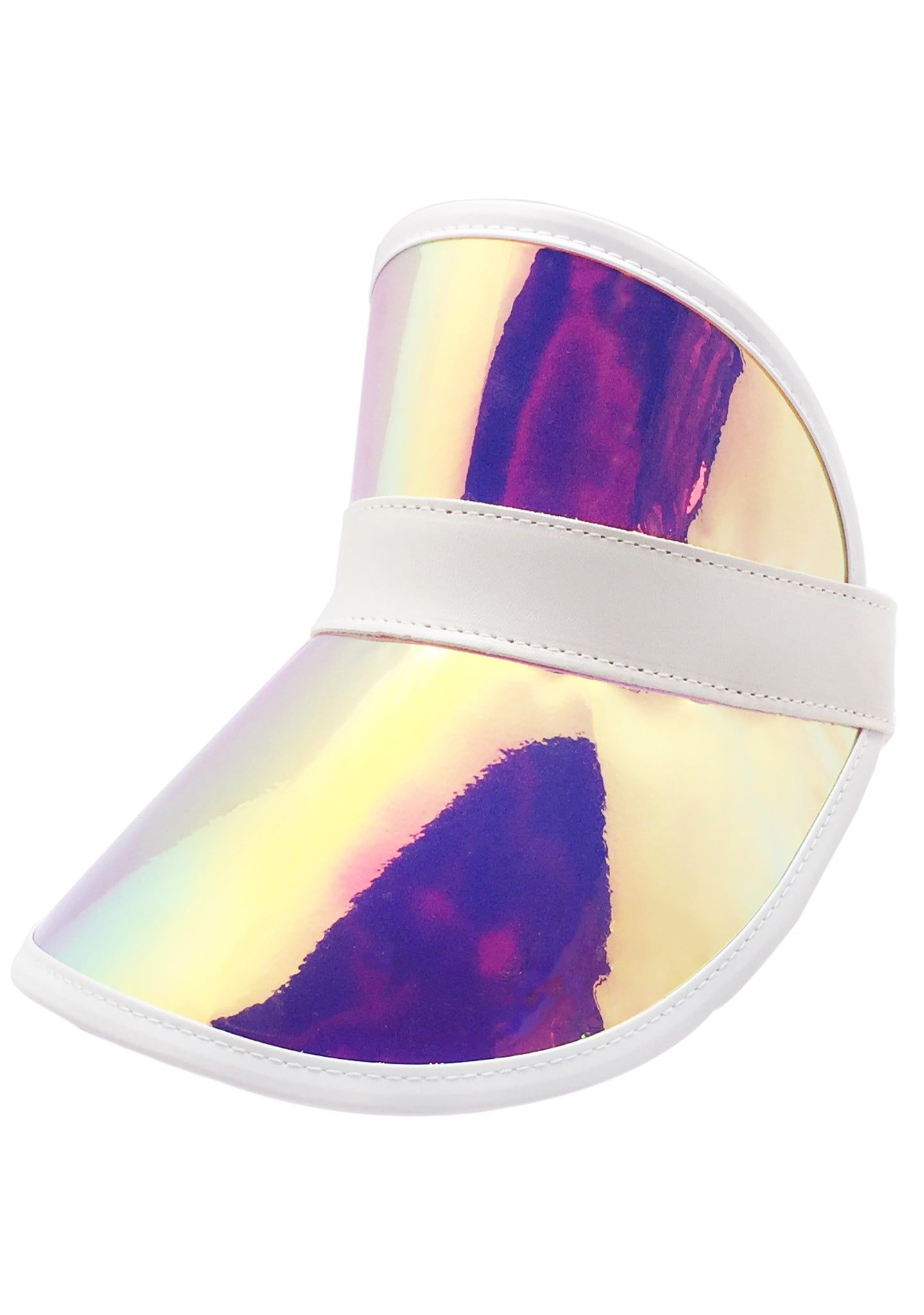 Prism Princess retroElectric Visor in Pink