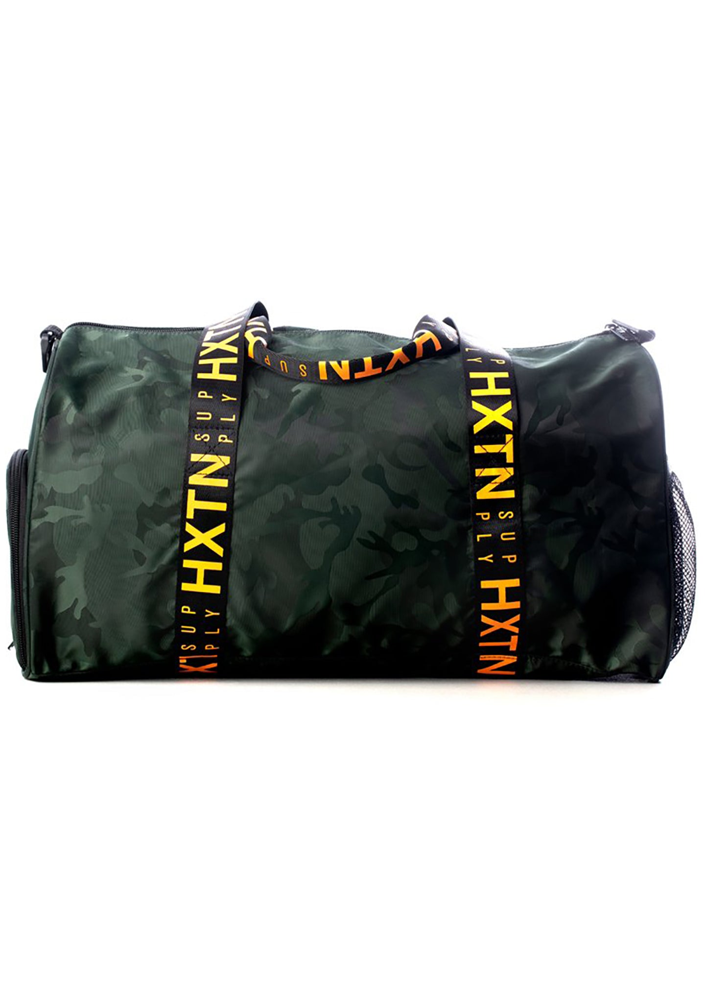 Prime Duffle Bag in Camo Army Green