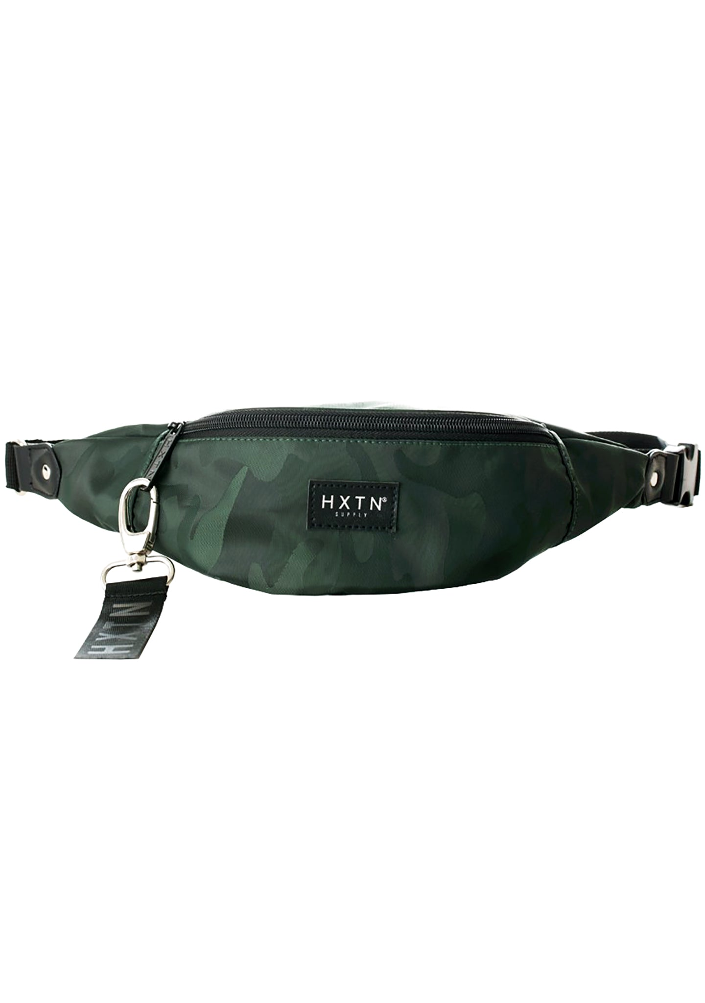 Prime One Bum Bag in Camo Army Green