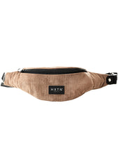 Sahara Nights One Bum Bag in Tan Corduroy