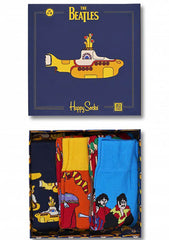 Happy Socks The Beatles 3pk Gift Set